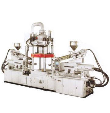 Multi color (multi material) special machine